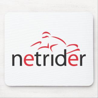 Netrider Logo Mouse Pad