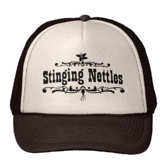 Nettles Classic Logo Cap Mesh Hat