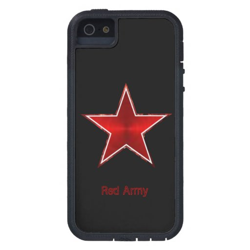 NETWORK Army black iPhone 5 Case