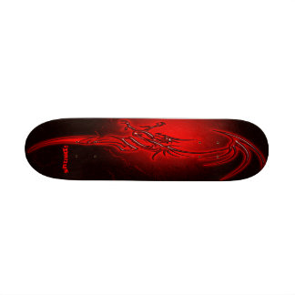 Network Dragoon by iponus Custom Skate Board