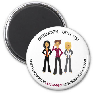 Network of Women in Business Magnet