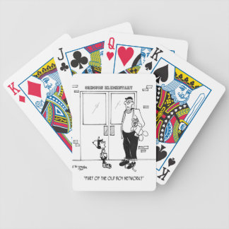 Networking Cartoon 3011 Bicycle Playing Cards
