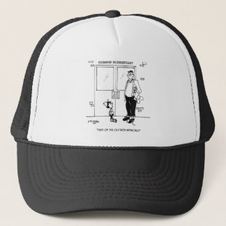 Networking Cartoon 3011 Trucker Hat