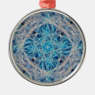 Neural Network Metal Ornament