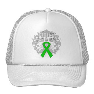 Neurofibromatosis Fight Like A Girl Fleurish Hats