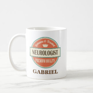 Neurologist Personalized Office Mug Gift