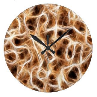 Neurons Nerves Large Clock