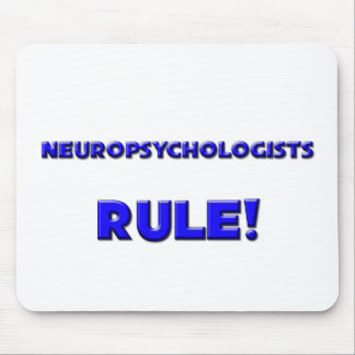 Neuropsychologists Rule Mouse Mat