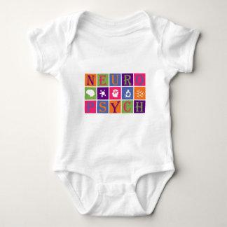 Neuropsychology - Gifts for Neuropsychologists Baby Bodysuit