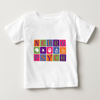 Neuropsychology - Gifts for Neuropsychologists Baby T-Shirt