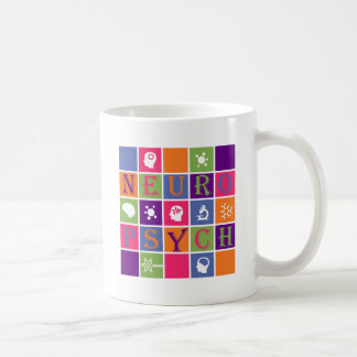Neuropsychology - Gifts for Neuropsychologists Coffee Mug