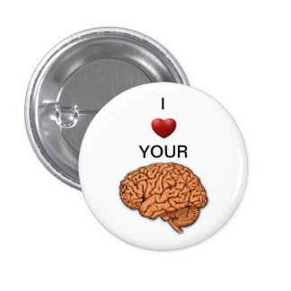 neurosurgery 3 cm round badge