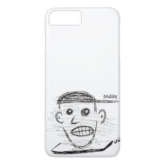 Neurotic Face Unique iPhone 7 Plus Case