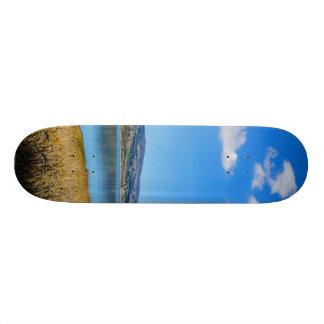 Neusa, Colombia (Blue Sky) Skateboard