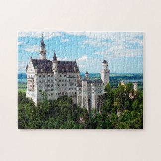 Neuschwanstein Castle - 11x14 inch Puzzle