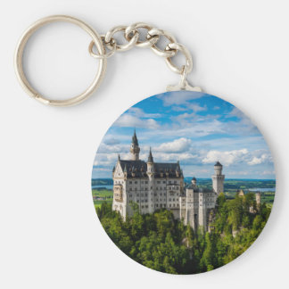 Neuschwanstein Castle - Bavaria - Germany Key Ring