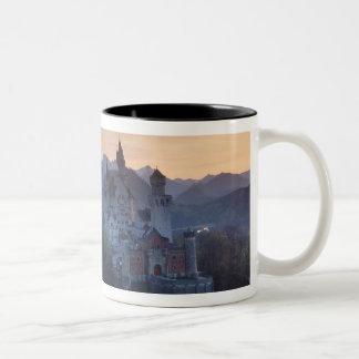 Neuschwanstein Castle, built late 1800's by Coffee Mug