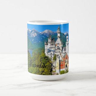 NEUSCHWANSTEIN CASTLE -COFFEE MUG