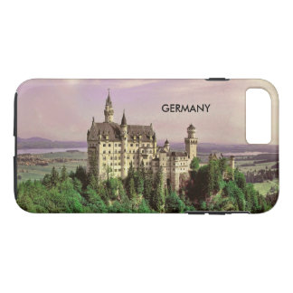 NEUSCHWANSTEIN CASTLE GERMANY iPhone 8 PLUS/7 PLUS CASE