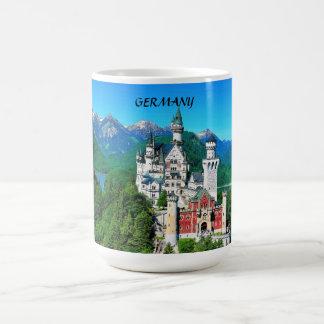 NEUSCHWANSTEIN CASTLE GERMANY COFFEE MUGS
