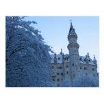 Neuschwanstein Castle, Germany Postcard