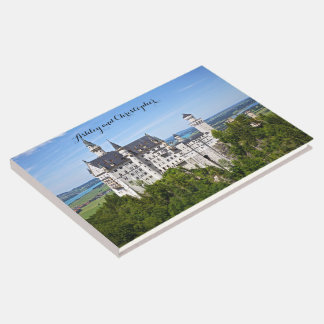 Neuschwanstein Castle Germany Wedding Guestbook