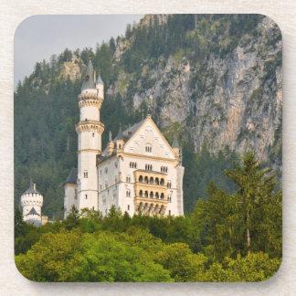 Neuschwanstein Castle in Bavaria Germany Coaster