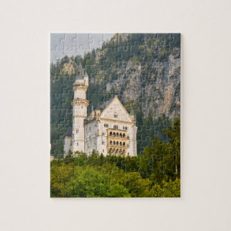 Neuschwanstein Castle in Bavaria Germany Jigsaw Puzzle