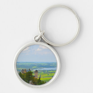 Neuschwanstein Castle in Bavaria Germany Key Ring