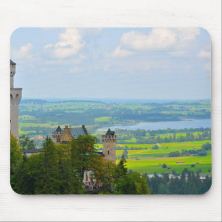 Neuschwanstein Castle in Bavaria Germany Mouse Pad
