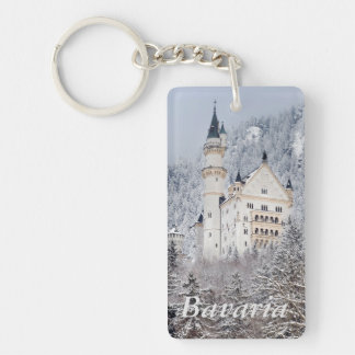 Neuschwanstein Castle Key Ring