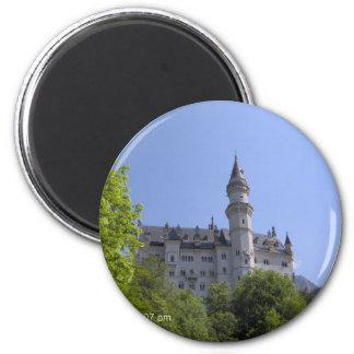 Neuschwanstein Castle - Magnet