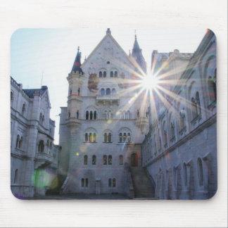 Neuschwanstein Castle Mouse Pad