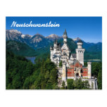Neuschwanstein Castle Post Cards