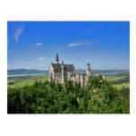 Neuschwanstein Castle Postcard Postcard