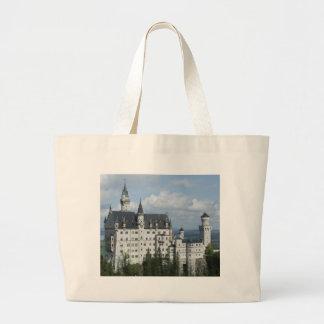 Neuschwanstein Large Tote Bag