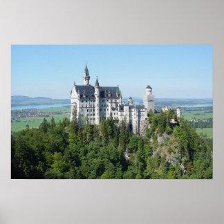 Neuschwanstein: The Fairy-tale Castle Poster