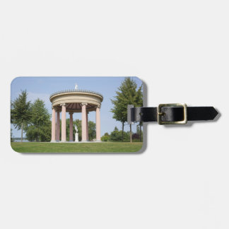 Neustrelitz Hebe Temple Luggage Tag