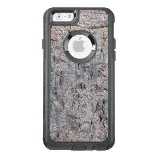 Neutral Masculine Bark Photo OtterBox iPhone 6/6s Case