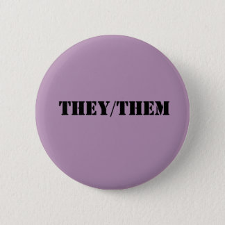 Neutral pronouns button