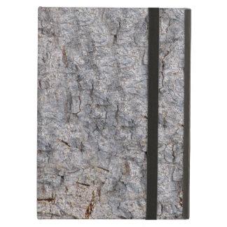 Neutral Wood Nature Tree Bark Photo iPad Air Case