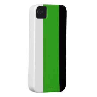 Neutrois flag Blackberry Bold case