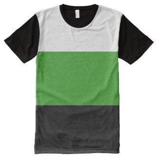Neutrois Pride All-Over Print T-Shirt