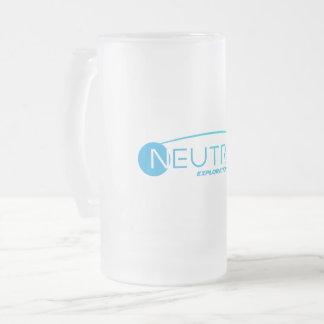 Neutron Exploration Systems Frosted Mug