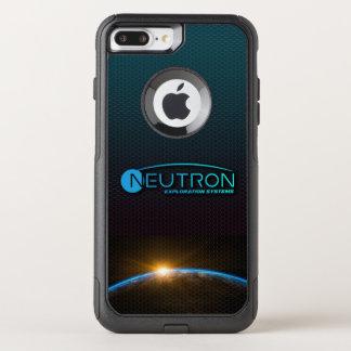 Neutron Exploration Systems iPhone 7+/8+ Case