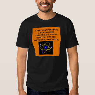 neutron joke shirts