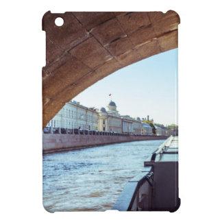 Neva River Cruise Cover For The iPad Mini