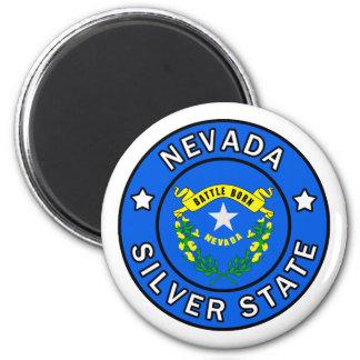 Nevada 6 Cm Round Magnet
