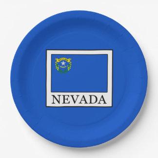 Nevada 9 Inch Paper Plate