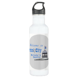 NEVADA Carson City 710 Ml Water Bottle